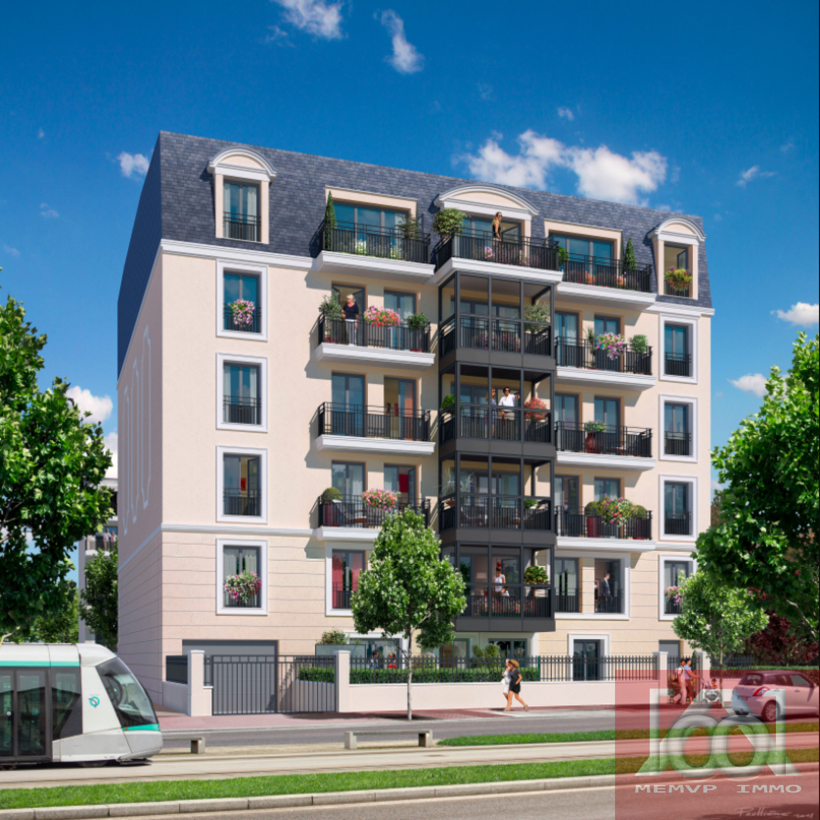 Image_, Appartement, Clamart, ref :MSVAP90000587